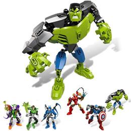 $enCountryForm.capitalKeyWord Australia - Super Hero Avenger Iron Man Batman Hulk Captain America Building Blocks Action Figure Toy Puzzle Educational Kids Toys Gift