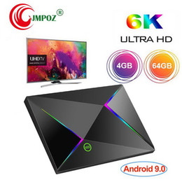 $enCountryForm.capitalKeyWord Australia - Best seller M9S Z8 Android tv Box Quad Core 4GB 64GB Quad Core Mini PC Android 9.0 H6 Chip 2.4G Wifi Smart Media Player PK RK3328 RK3318