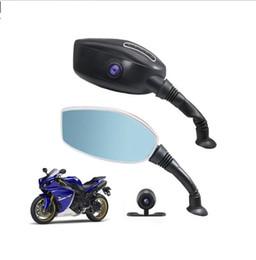 Опт Мотоцикл DVR 1080P одной двойной камеры вождение рекордер двойной записи скрытого вождения рекордер Мотоцикл вождения рекордер LJJK1534
