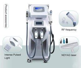 $enCountryForm.capitalKeyWord UK - Elight & OPT SHR & RF & Nd Yag laser OPT SHR IPL laser hair removal clinic beauty machine Q Switch ndyag laser black doll equipment