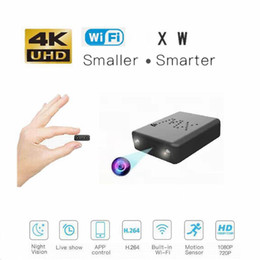 $enCountryForm.capitalKeyWord Australia - XW Smart Wifi IP Mini Camera Full HD 4K 1080P IR Night Vision Micro Camera Motion Detection Mini DVR support motion detection