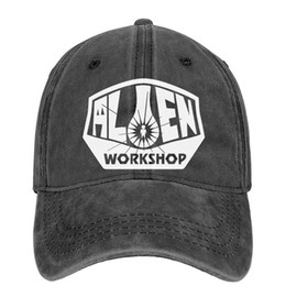 $enCountryForm.capitalKeyWord Australia - Womens Mens Flat-along Adjustable Alien Workshop logo Hip-Hop Cotton Snapback Hats Bucket Sun Hats Cadet Army Caps Airy Mesh Hats For Men Wo