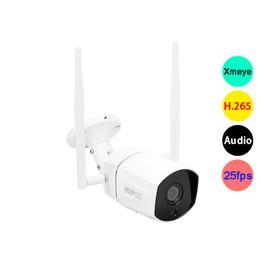 $enCountryForm.capitalKeyWord Australia - Ourdoor Waterproof WIFI Camera 1080P Wireless Security Camera 5MP 3MP 2MP ONVIF Two-Audio Two Antenna Motion Detection 3.6mm Len