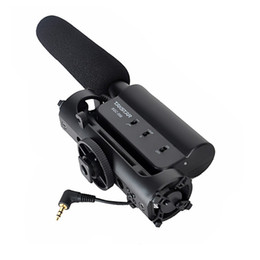 Microphone For Dslr Camera Australia - ondenser Photography Interview Recording Microphone for Canon Nikon Camera DSLR DV SGC 598 Condenser Photography Interview Recording Micr...