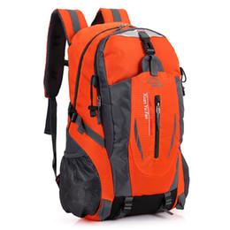 Venta al por mayor de Mochila al aire libre grande 36-55L Unisex Viajes Múltiples mochilas de escalada Senderismo de gran capacidad Mochilas Camping Bolsas de deporte