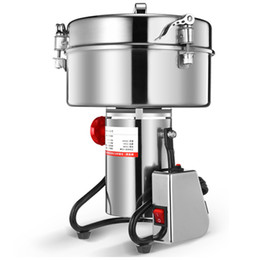 1pc 800g Swing Full Stainless Herb Grinder Gristmill Coffee Pepper Food Grinding Machine Power Tools