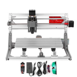 $enCountryForm.capitalKeyWord Australia - Mini Laser Engraving Machine CNC 3018 Laser engraver DIY Hobby Cutting Tools ER11 GRBL for Wood PCB PVC Mini CNC Router CNC3018