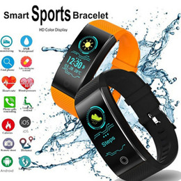 $enCountryForm.capitalKeyWord Australia - QW18 Smart Bracelet Sport Bracelet Heart Rate Monitor IP68 Waterproof Color Screen Fitness Tracker Band Bluetooth 4.0 Sports Wristband