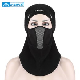 Skate Hats Australia - INBIKE Winter Cycling Mask Ski Cap Bike Face Thermal  Fleece Scarf Hat 27acfc707bb