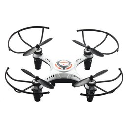 helicopter aircraft UK - 2.4G One Button Rolling Mini UAV Aircraft Remote Control Helicopter Novice Toy Children's Toy