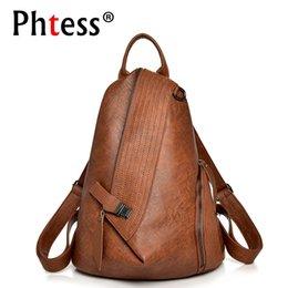$enCountryForm.capitalKeyWord Australia - Luxury Backpack For Girls 2018 Women Backpacks High Quality Travel Shoulder Bags Female Ladies Bagpack Casual Daypack Preppy New #237466
