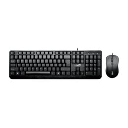 845d8284656 New A Set of Durable Fashion Colorful Ergonomically-designed Wired Black  Keyboard Mouse Combos for Office & Home & Computer
