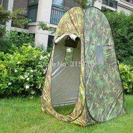 $enCountryForm.capitalKeyWord Australia - Single person Portable Privacy Shower Toilet Camping Pop Up Tent Camouflage UV function outdoor dressing tent photography tent