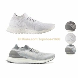 0913323a3 2019 Ultra Boost Uncaged Triple White Triple Black Matte Black Running  Shoes Top quality Designer Shoes UltraBoost Sport Sneakers 36-45