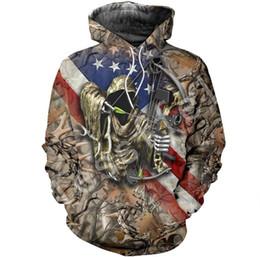 $enCountryForm.capitalKeyWord NZ - Tessffel animal Hunter Legend camo 3D Printed Hoodie Sweatshirt Jacket shirts Mens Womens HIP HOP fit colorful Harajuku style-12