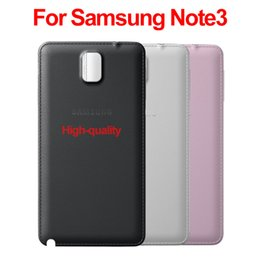 $enCountryForm.capitalKeyWord Australia - For Samsung Galaxy Note 3 N900 Back Housing Cover Case No lens For samsung N9005 Battery Cover Replacement have logo