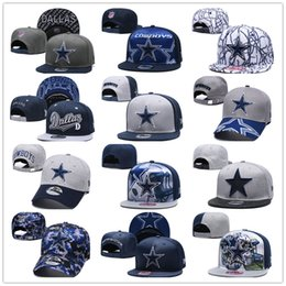 EmbroidEry 3d online shopping - 3D Embroidery Dallas Football Rugby Cap Mother s Day FORTY Adjustable Cowboys Hat Leisure Sport Cap