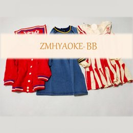 toddler boys cool fashion Australia - Big Special Offer ZMHYAOKE-BB Toddler Girl Clothes Boys Clothes Fashion Cool Style Kids Clothing Girl Tops Children's