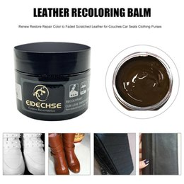 $enCountryForm.capitalKeyWord Australia - Newest Leather Refurbishment Repair Cream Cleaner Kit For Car Auto Seat Sofa Coats Shoes Holes Scratch Cracks Tear Restoration