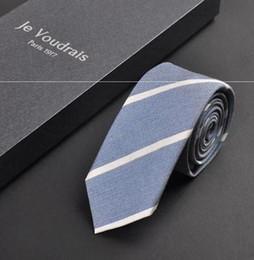 Blue Shirt For Wedding Australia - Luxury designer tie men's wear designer tie men's formal wear business silk brand tie for Wedding Party Suit Shirt