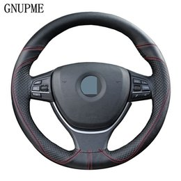 shop diy cowhide leather uk diy cowhide leather free delivery tognupme diy genuine leather car steering wheel cover soft anti slip 100% cowhide braid with needles thread 38cm steering covers