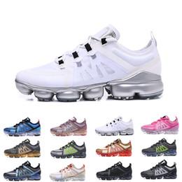 cheap top quality running shoes 2019 - 2019 Top Quality Run Utility Mens Running Designer Shoes Casual Air Mesh Gauze Cushion Trainers Sports Shoes Cheap Hikin