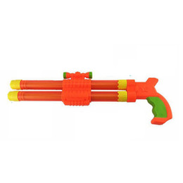 $enCountryForm.capitalKeyWord UK - 40CM Kids Beach Double-barrelled Water Squirt Toy Super Soaker Tube Blaster Pump Squirter for Beach Swimming Pool Party