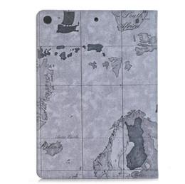 $enCountryForm.capitalKeyWord UK - China leather folding folio tablet case cover with auto wake up for Apple ipad pro 9.7 2017 2018 10.5 2019 2017