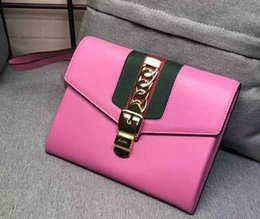 $enCountryForm.capitalKeyWord NZ - 477627 rose red WALLET CHAIN WALLETS PURSE Shoulder Bags Crossbody Bag Belt Bags Mini Bags Clutches Exotics