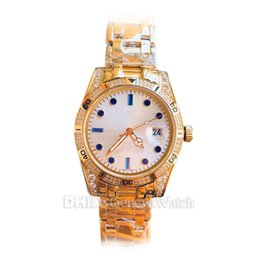 $enCountryForm.capitalKeyWord NZ - 18K Gold Luxury Mens Watches Datejust Mechanical Automatic Watch Sapphire Crystal Waterproof luxury women watches 40mm Wristwatches Man