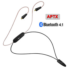 $enCountryForm.capitalKeyWord UK - ortable Audio Video Earphone Accessories Hot NICEHCK HB1 Wireless Bluetooth 4.1 Cable HIFI Earphone MMCX Cable Support Apt-X Aptx Use For...