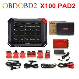 Function Connectors Australia - 100% Original XTOOL X100 PAD2 Special Functions Update Version of X100 PAD Better than X300 Pro3 Auto Key Programmer X100 PAD 2