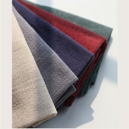 Plain Cotton Cushions Australia - 5pcs Nordic plain cotton background cloth soft tea towel, cloth cushion, napkin kitchen cover baking background cloth