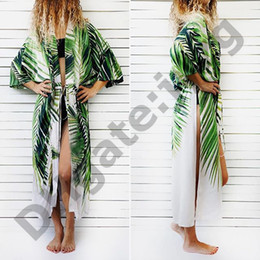 beach bathing robes NZ - Cotton Beach Cover up Print Bathing suit cover up Swimwear Women Kaftan Robe de Plage Saida de Praia Tunics Pareo