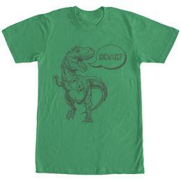 2c2cb7aa0 Lost Gods T Rex Roar Mens Graphic T Shirt Funny free shipping Unisex Casual  Tshirt