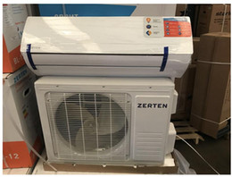 110V-115V wall-mounted split air conditioner 12000BTU R410A cold and warm type on Sale