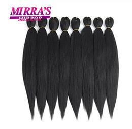 "$enCountryForm.capitalKeyWord Australia - Mirra's Mirror Easy Jumbo Braids Hair Ombre Braiding Hair Synthetic Crochet Hair Extension 20"" 26"" Low Temperature Fiber"