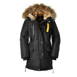 $enCountryForm.capitalKeyWord Australia - Top Raccoon Fur Women's Down & Parkas Winter Jacke Long Parka Puffer Jacket Double Thicker Warm Waterproof Windproof Overcoat Christmas gift