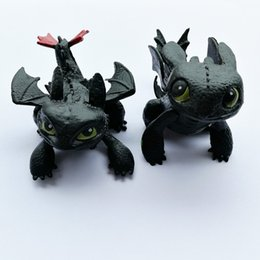 $enCountryForm.capitalKeyWord UK - Hot Sale How To Train Your Dragon Action Figures Night Fury Toothless figurines kids toys toothless dragon toys