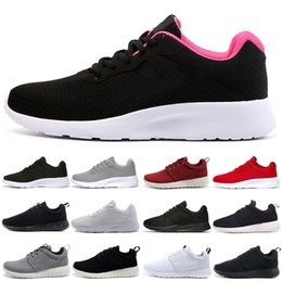 sports symbols 2020 - New Tanjun 1.0 3.0 Running Shoes Men Women all black with white grey symbol London Olympic Sports Sneakers mens Trainers