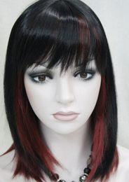 $enCountryForm.capitalKeyWord Australia - WIG LL<<< 002170 New Fan Hair Medium Dark Brown Wigs