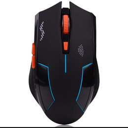 $enCountryForm.capitalKeyWord Australia - Noiseless Wireless Mouse Optical Mouse Gaming Silent usb rechargeable Mice 2400dpi Built-in Battery For PC Laptop Computer