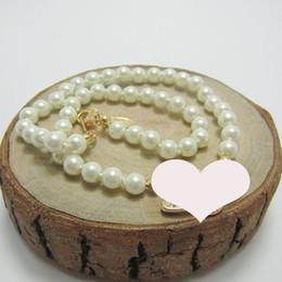 Femmes perle chaîne Collier strass Orbit collier pendentif pour bijoux Party Cadeau Accessoires de mode Haute Qualité en Solde