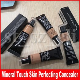 $enCountryForm.capitalKeyWord Australia - Face Makeup Mineral Touch Skin Perfecting BB Cream 10 Colors Concealer Make Up Liquid Foundation fond de teint 10ml