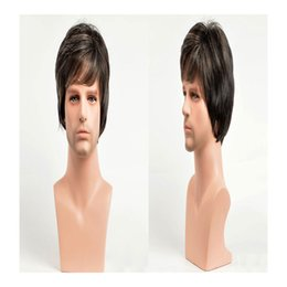 $enCountryForm.capitalKeyWord Australia - 100%French fashion cool men's wigs, tailored for men, hair natural, good ventilation, comfortable to wear.TKWIG
