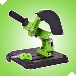 dremel tool grinder Australia - Freeshipping Universal Grinder Accessories Angle Grinder Holder Woodworking Tool Diy Cut Stand Grinder Support for Dremel Power Tools