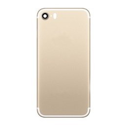 4f2be1c4dfa8b6 50PCS Back Rear Cover Battery Housing Door Chassis Middle Frame For IPhone  7G 7 Plus White Gold Rose Jet And Matte Black