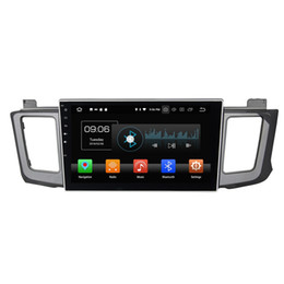 Car stereos for toyota rav4 online shopping - PX5 Android Octa Core din quot Car DVD GPS for Toyota RAV4 Radio Bluetooth WIFI USB GB RAM GB GB ROM