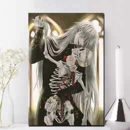 $enCountryForm.capitalKeyWord Australia - Black Butler Anime HD Canvas Comic Print Home Decor Modern Wall Art Oil Painting For Living Room Boy Children Bedroom