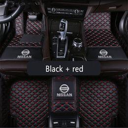 Kick Mats Australia - Applicable to NISSAN KICKS 2017-2018 car PU interior mat odorless non-toxic mat